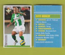 Real Betis David Odonkor Germany (S06-07)